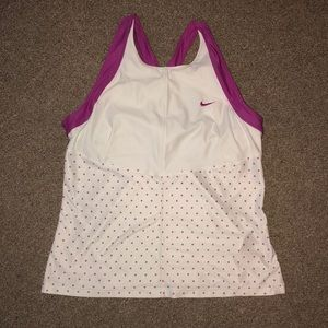 Nike Sports Top Size Large